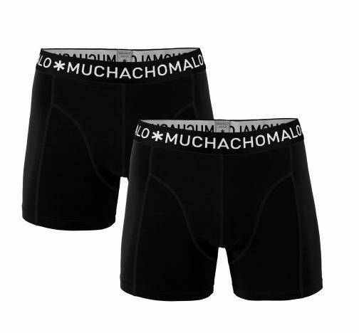 Muchachomalo 1010 Solid black