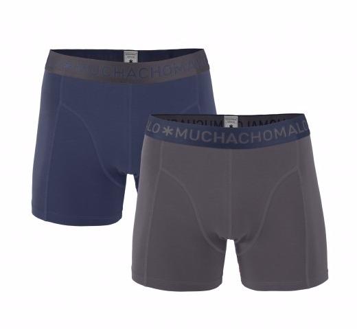 Muchachomalo 1010 Solid grey/blue