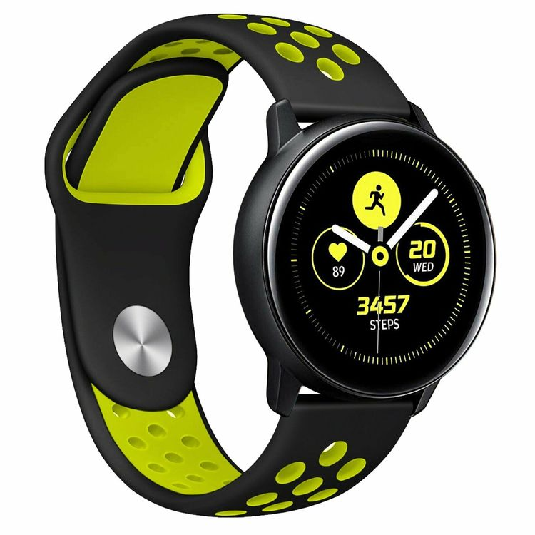 Samsung Galaxy Watch Active 40 mm Silikon - FLERA FÄRGER
