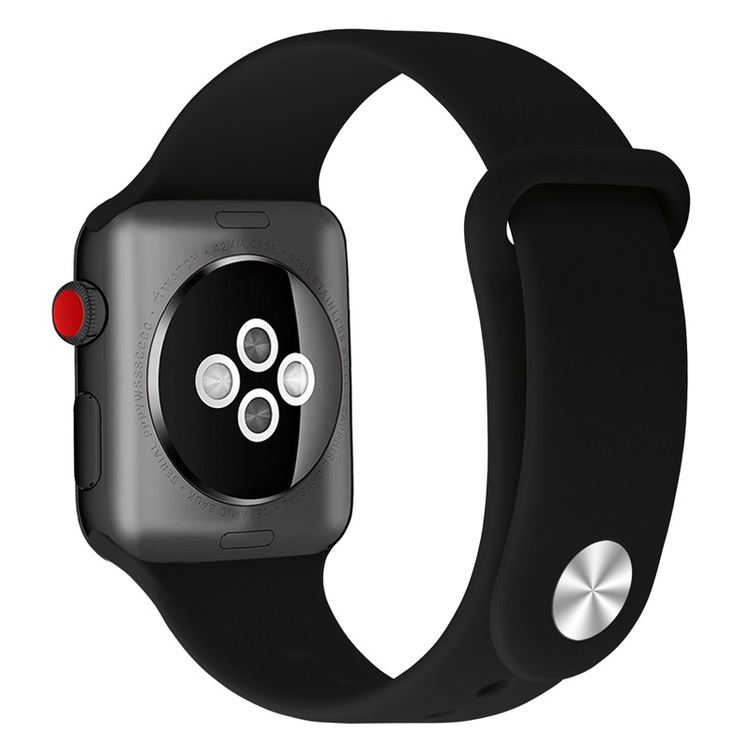 Apple Watch Armband sport Helsvart 38/40mm