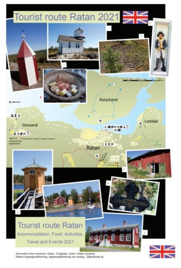 Tourist Route Ratan 2020