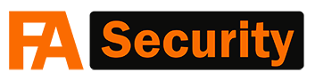 FA-SECURITY logo