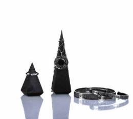 Soldiser Goddess Thrud Black Silver Collection