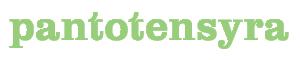Pantotensyra logo