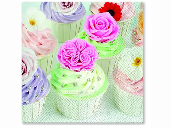 Servetter muffins cupcake