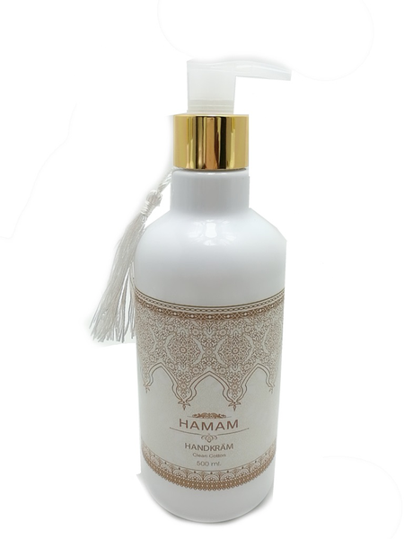 Hamam Handkräm Clean Cotton