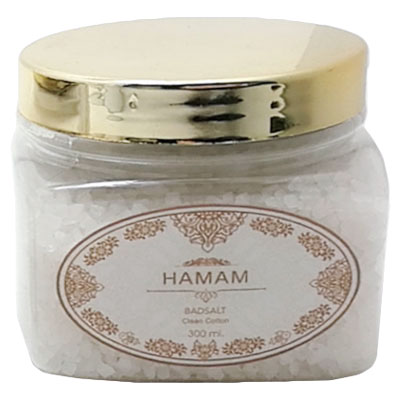 Hamam Badsalt Clean Cotton