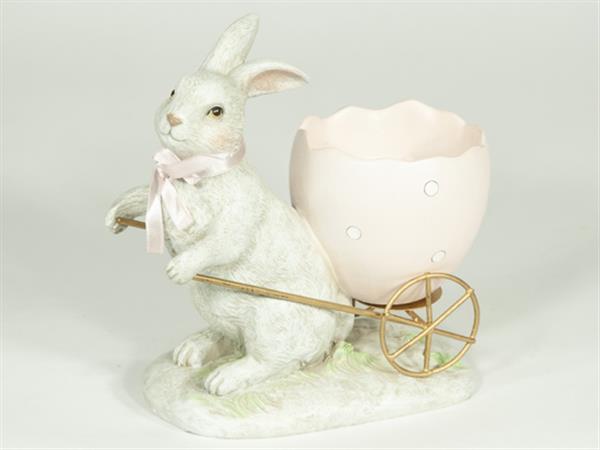 Kanin med kärra
