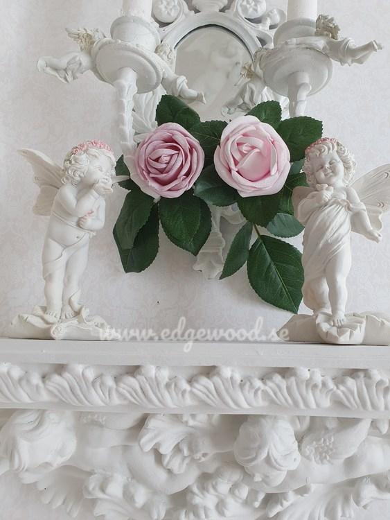 Änglar med rosor-Par