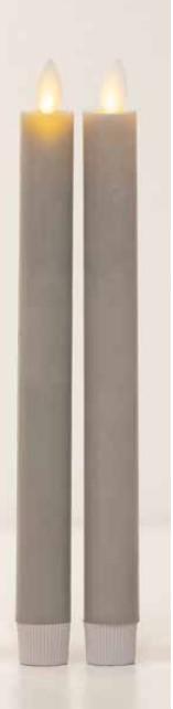 Led stearinljus Sand- 2 pack