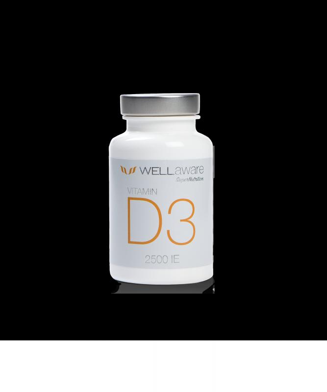 D-vitamin kan för bättra din muskelfunktion
