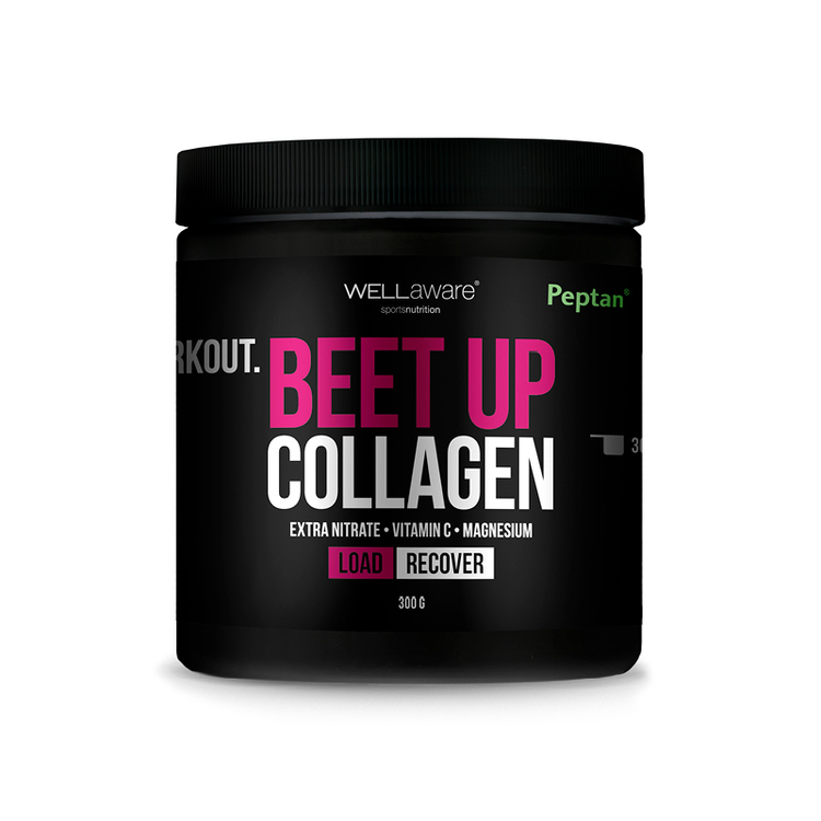 WORKOUT. BeetUp + Collagen 300 g