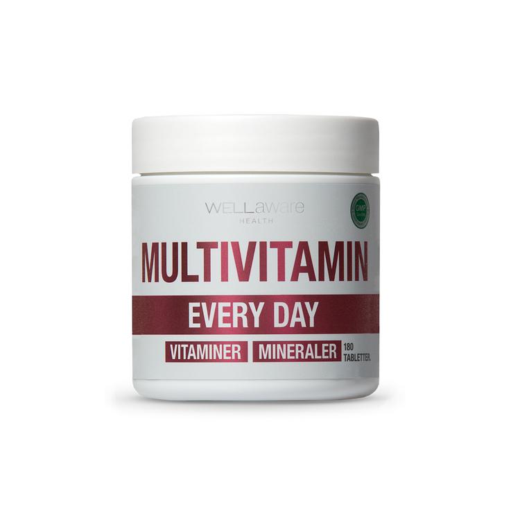 Multivitamin - 180 minitabletter