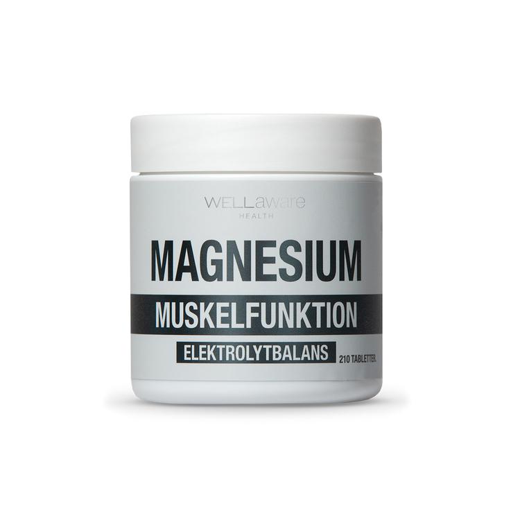 Magnesium - 210 minitabletter