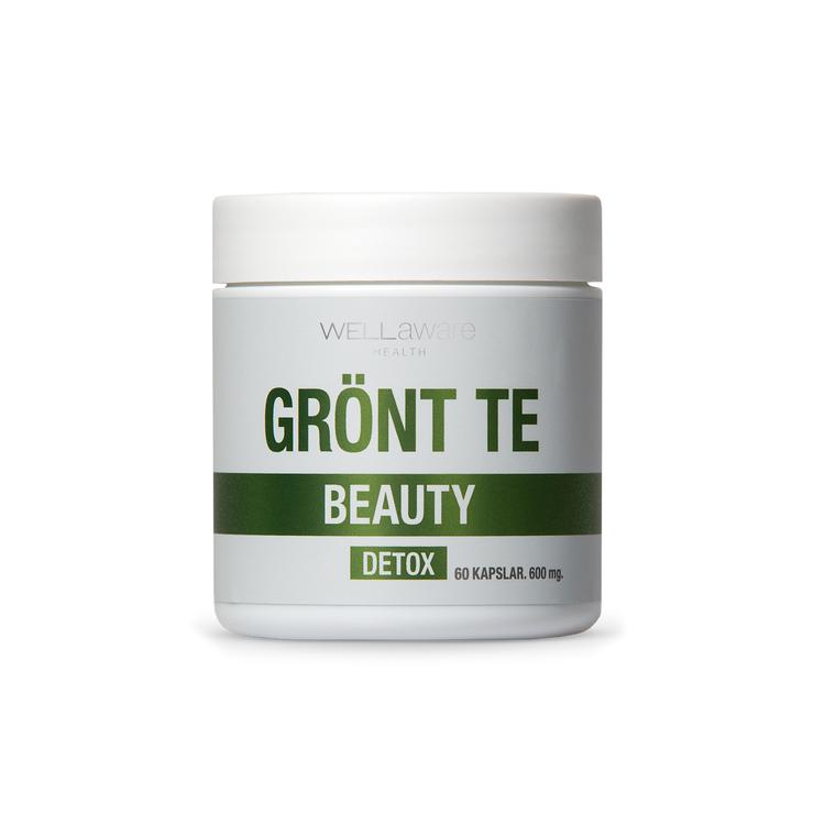 Grönt Te-extrakt – 60 Kapslar