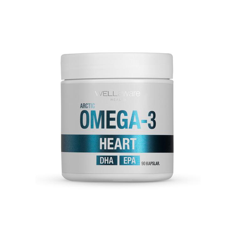 Omega 3 - 90 kapslar