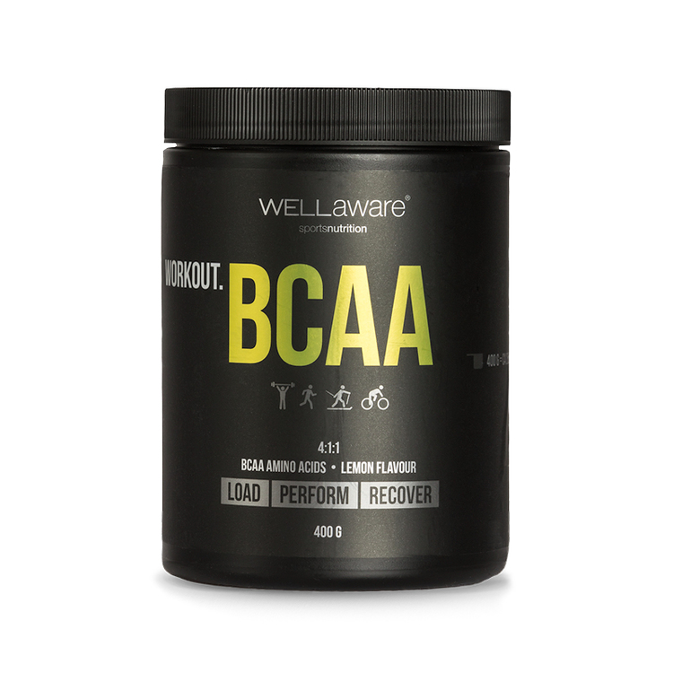 Workout BCAA 4: 1: 1 Sitruuna 400 g