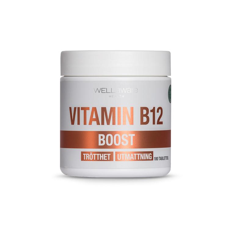 Vitamin B12 - 180 minitabletter