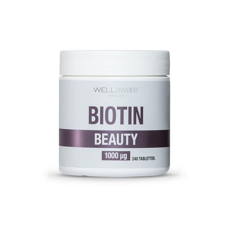 Biotin - 240 minitabletter