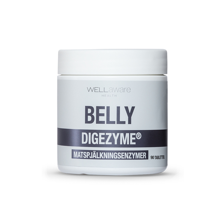 Belly Digezyme® - 90 tabletter
