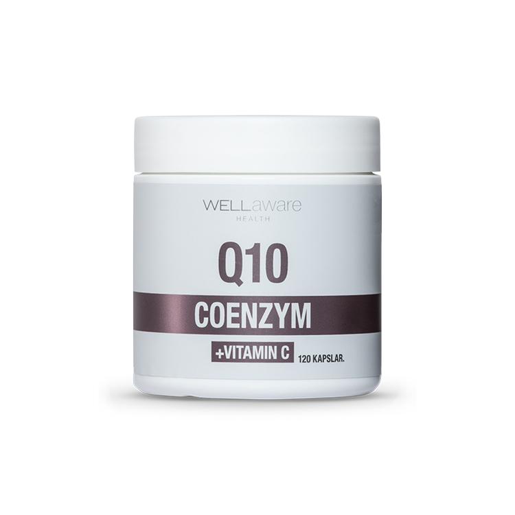 Q10 & Vitamin C - 120 kapslar
