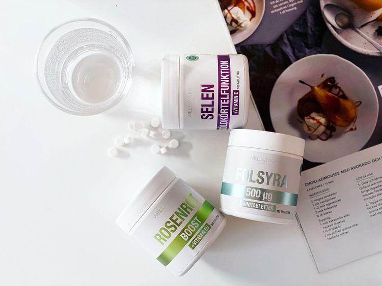 Selen & Vitamin E - 180 minitabletter