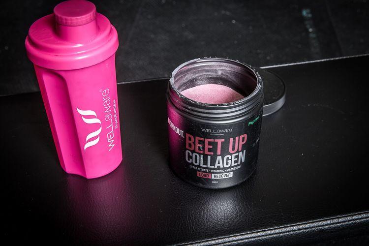 WORKOUT. BeetUp + Collagen 300 g
