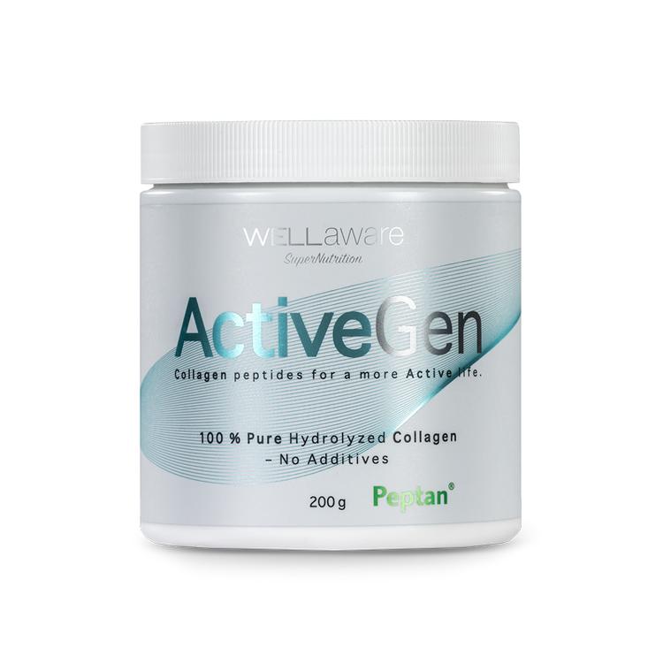 WellAware ActiveGen Collagen – 100% hydrolyserat kollagen
