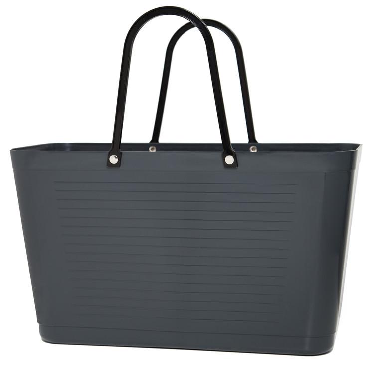 Väska stor grå HINZA