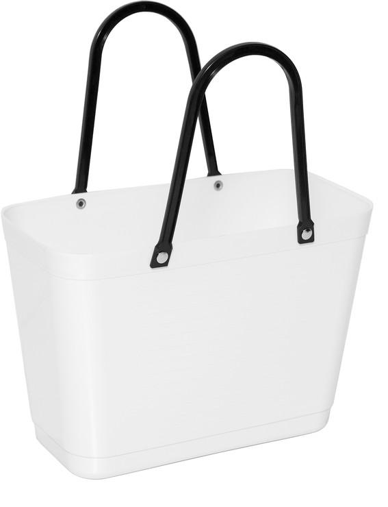 Väska liten vit HINZA