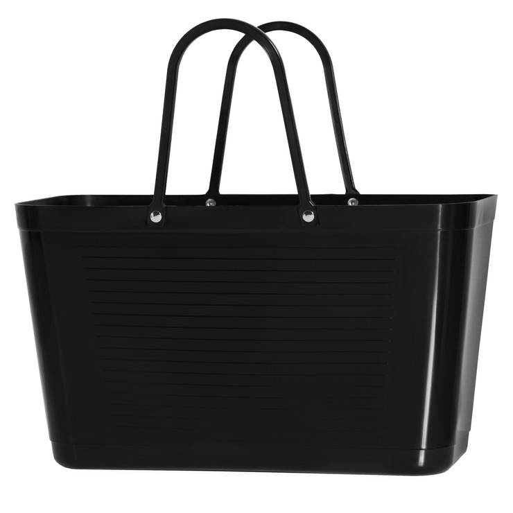 Väska stor svart HINZA
