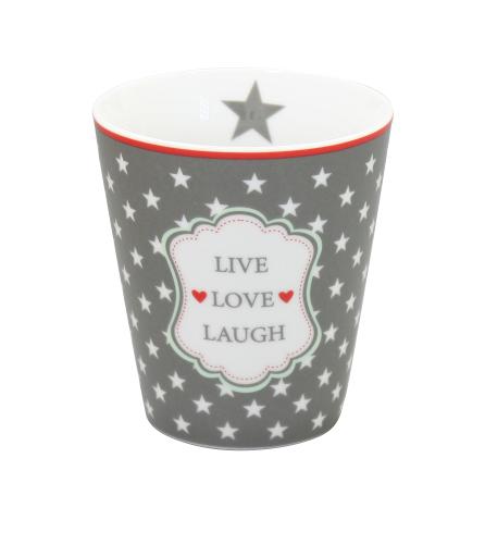 Mugg Live Love Laugh-HAPPY
