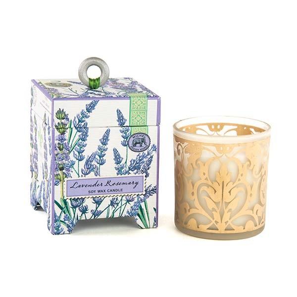 Doftljus Lavender & Rosmary-MICHEL DESIGN WORKS