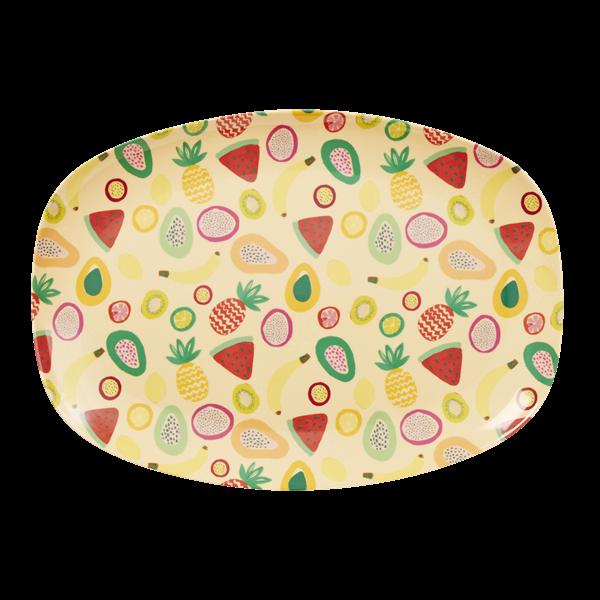 RICE bricka Tutti Frutti