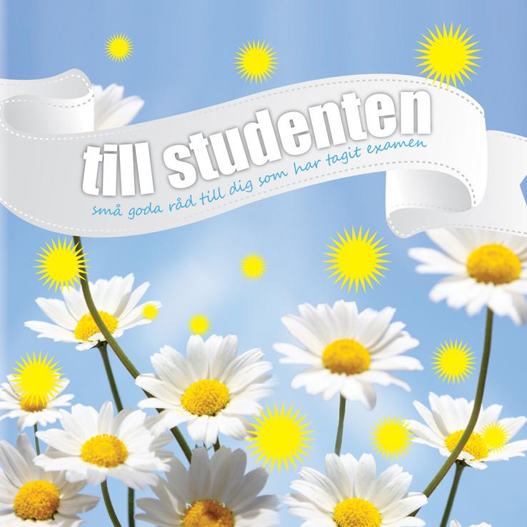 Presentbok: Till studenten