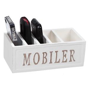Låda för mobiler