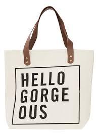 Väska Hello Georgeous-HOUSE DOCTOR