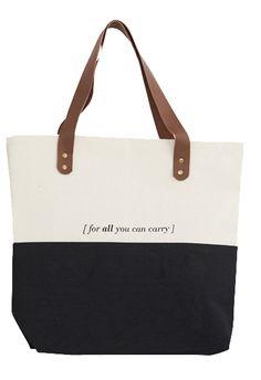 Väska all you can carry-HOUSE DOCTOR