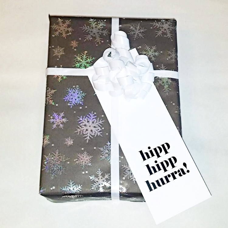 Kort Hipp Hipp Hurra XL