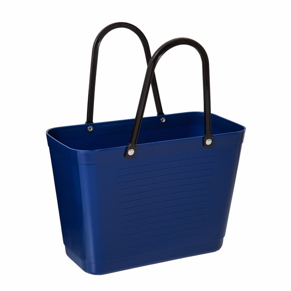 Väska liten blå HINZA
