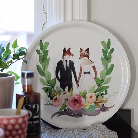 Bricka Wedding-I LOVE DESIGN