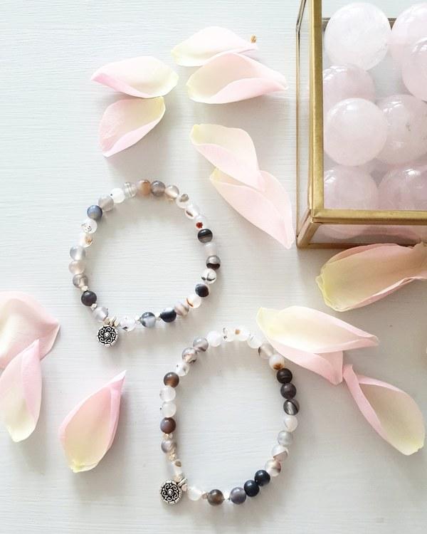 Agat   bracelet