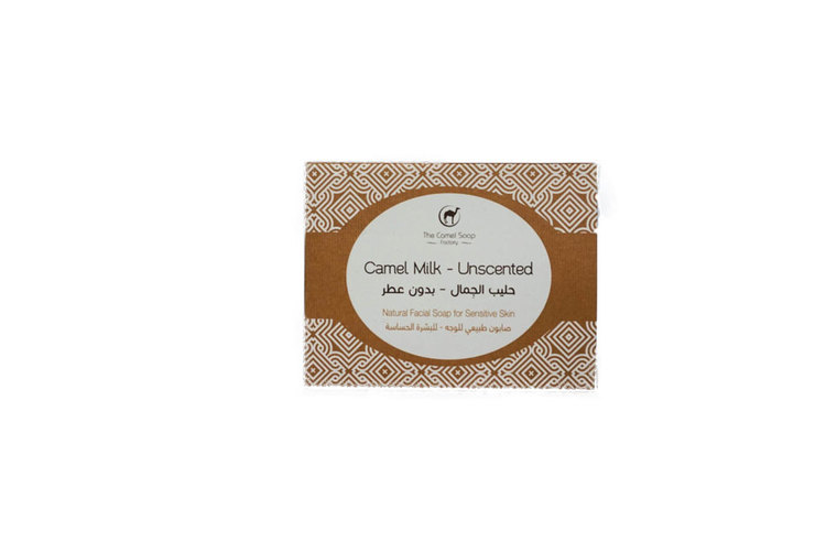Natural Camel Milk Face Soap for Sensitive Skin – Unscented
