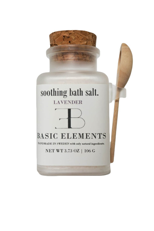 Soothing Bath Salt - Lavender