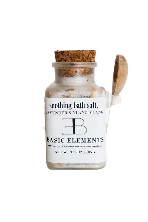 Soothing Bath Salt - Lavender & Ylang-Ylang