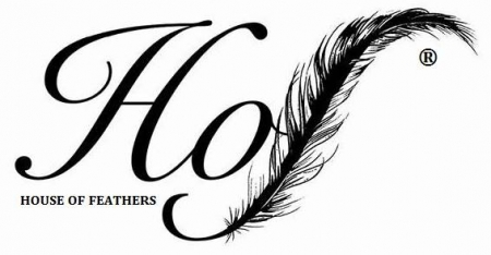 House of feathers logo