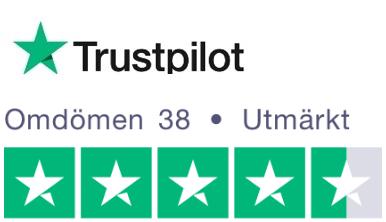 Komadori på Trustpilot