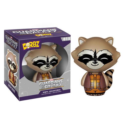 Guardians of the galaxy Dorbz Rocket Raccoon