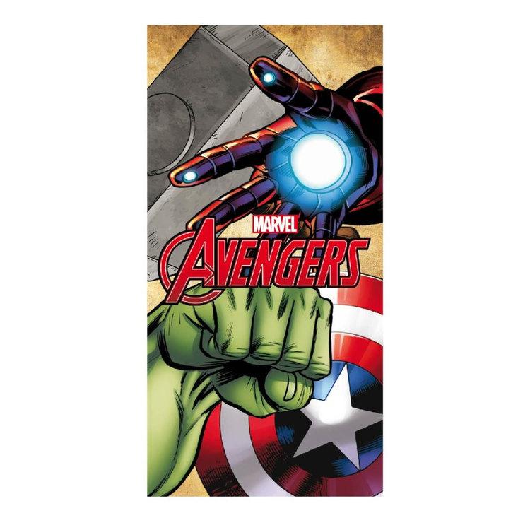 Marvel Comics strandhandduk Avengers