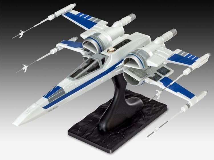 Star Wars Revell Easykit Resistance X-Wing Fighter